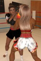 You Know Muay Thai? Act 1, Scene 2 by fxboxing-fan