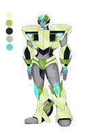 Outride Ref - TFP by temarcia
