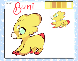 Wyngro Application} Buni by CaptnElle