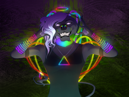 Prismatic Spectrum + SPEED PAINT by TheAmazingTrashCan