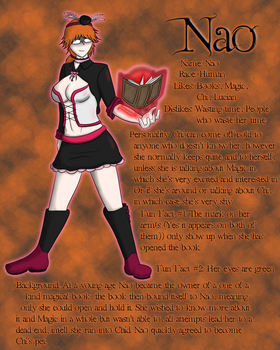 Nao - Proflie by Ifrit9