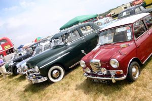 classic cars line up biggin by Sceptre63