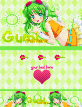 Gumi Moment Journal by Asunaw
