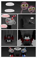 A Demon's Sorrow Act II - Pg 9 by KittyComics