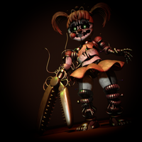 Freakshow Baby (Cinema4d Release) by 3D-Darlin