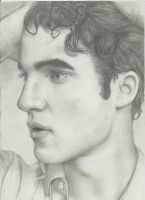 Darren Criss Portrait by Smacky35