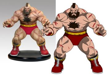 Zangief01 by blenderaki