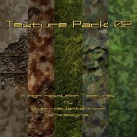 Texture Set 02 by silver-