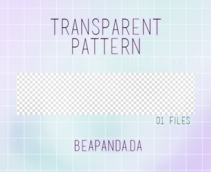 Patterns 010 // Transparent (like png background) by BEAPANDA
