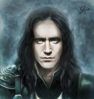 Loki by CocaineJia