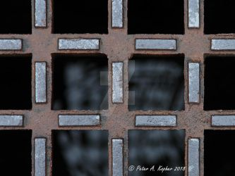 Abstract Grate by peterkopher