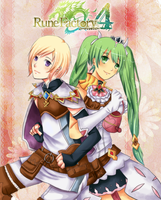 Rune Factory 4 by teacuppu