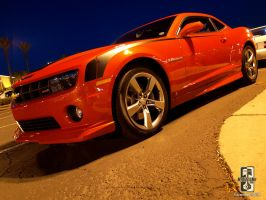2010 SS Camaro by Swanee3