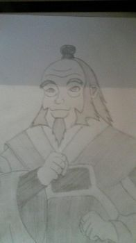 Uncle Iroh by issystuif