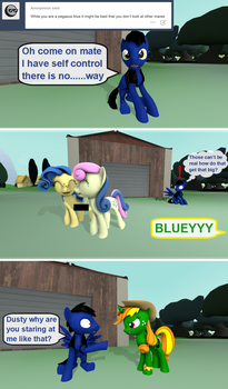 Ask True Blue tumblr 540 by Out-Buck-Pony