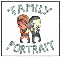 -family portrait- by mIkI-chIn