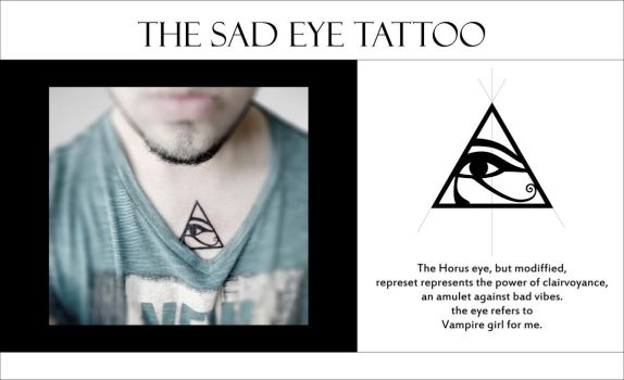 The Sad Eye by amadis33
