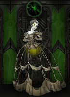 belle borg in alcove by nightwing1975