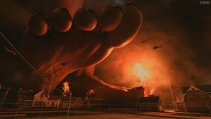 THE APOCALYPSE! by GTSX3D