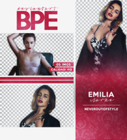 Pack Png 2441 - Emilia Clarke by southsidepngs