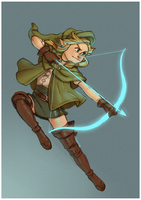 Linkle by Inimeitiel-chan