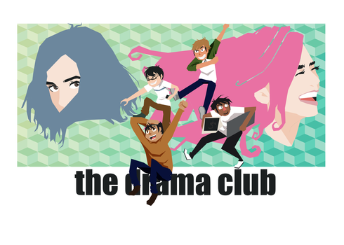 Drama Club Poster Test by bothemagnificent