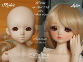 BJD : Make up handmade by Titi-Chan35