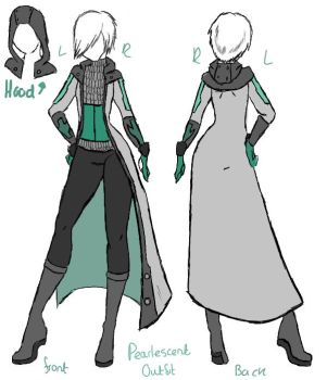 Pearlescent Outfit - Ascended Concept by ElviraNaromis