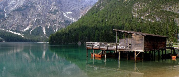 Braies Lake by Sergiba