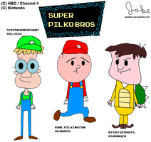 Super Pilko Bros by jakelsm