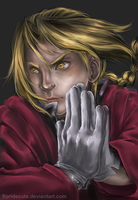 The Fullmetal Alchemist (1) by FlorideCuts