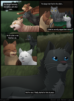 Warriors: Blood and Water - Page 67 by KelpyART