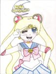 Sailor moon by jazzy1lol