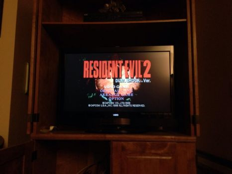RE2 PS3 Ver. by daniel-the-gamer