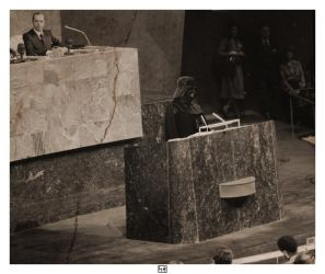 Darth Vader addresses the United Nations by PsykoHilly