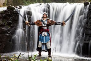 Strong Desire- Edward Kenway Cosplay by Leon Chiro by LeonChiroCosplayArt