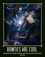 The Doctor is cool by FaultyStar15