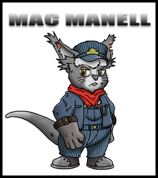 Mac Manell the Chua by Jonatan