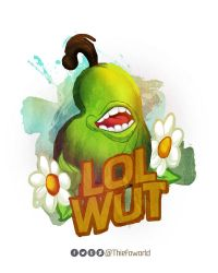 The Lol Pear of Wut by Thiefoworld