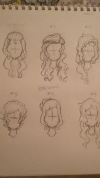 Harriet Possible Hairstyles by phoogho