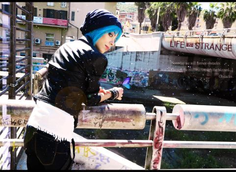 Obstacles Chloe Price by LilituhCosplay
