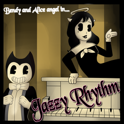 Bendy chapter 2 entry contest  by linda0808