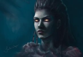 Kerrigan by ImperfectSoul