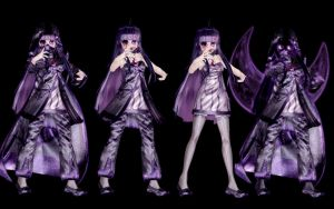 Nightmare Patchy Various Outfits by Primantis