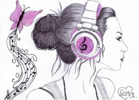 Feel the Music by Cindy-R