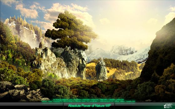 Absolute power of Nature WP by Osokin