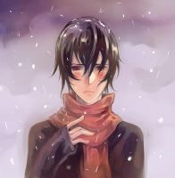 Noblesse. Rai : first encounter with snow by Sawitry