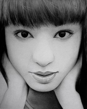 Chiaki Kuriyama - CLOSE-UP by KLSADAKO