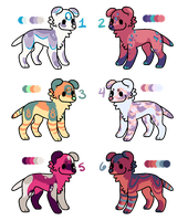 Pallet Adopts -OPEN- by SonaAdopts