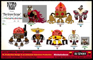 El Tigre family tree by mexopolis